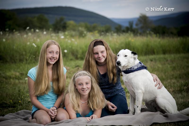 luzerne county kids phototographer